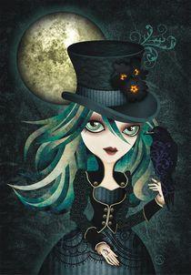 Raven's Moon von Sandra Vargas