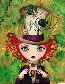 Lady Hatter von Sandra Vargas