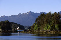 Sitka, Alaska, Lighthouse by Wolfgang Kaehler