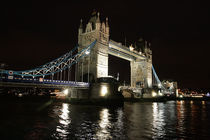 Tower Bridge von Alessandro Caniglia