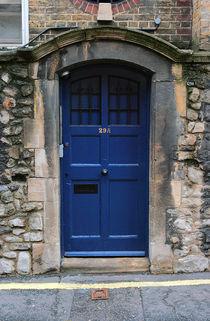 London Door von Alessandro Caniglia