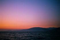 Black Sea. Sunset by Vladimir Zotov