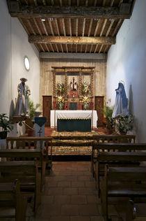 Spanish Mission San Juan, San Antonio, TX by Peter Calvin