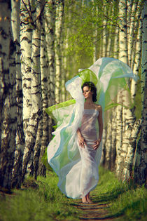 Spring von Vladimir Zotov