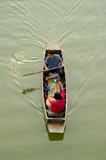 Wooden Classical Boat von netphotographer
