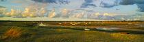 Sunset panorama by Maciej Markiewicz