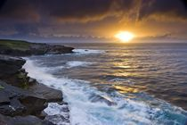 Valentia Sunset