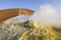 volcanic landscape  by Mario Curcio