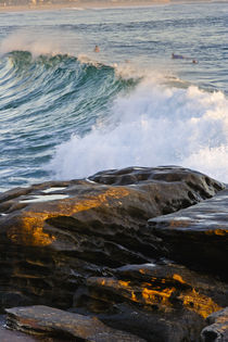 Surf, Manly Beach by Cameron Booth
