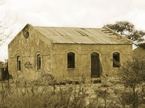 namibian old house by james smit