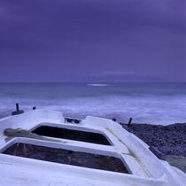 Boat by George Kavallierakis
