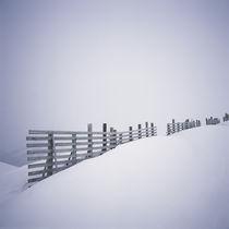 Wooden fence von George Kavallierakis