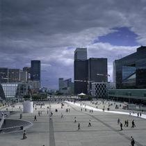 Paris,  La Défense von George Kavallierakis