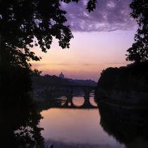 Rome Bridge von George Kavallierakis