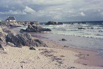 Bretagne/ Britanny- Strand bei La Baule von minnewater