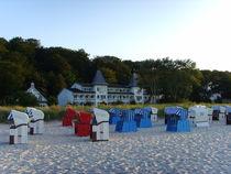 Sommerabend in Binz auf Rügen by minnewater