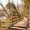 Timber-walkway