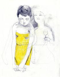 Broken glass by Gaelle Charlot