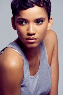Brown Eyed Girl II by Alexander Kreher