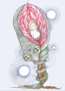 The Snake Nursery von Helena Wilsen - Saunders