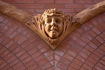 Gothic Face_3772 von Dennis Tarnay Jr