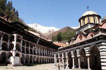 Rila Monastery von Milena Ilieva