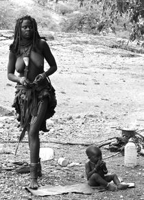 himba women von james smit