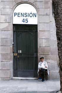 Pensión 45 by Anne Bollwahn