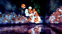 Abtstract-fishball-armada