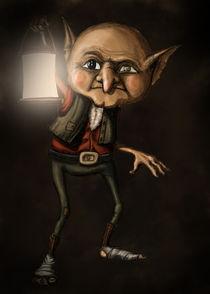 Gornad the Goblin von Nilabh Umredkar