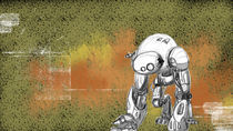 Robot by Nilabh Umredkar