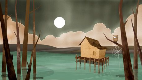 Dockhouse-artflakes