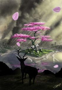 Baum des Lebens by Tony Andreas Rudolph