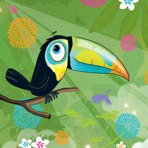Toucan-print