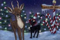 Reindeer Games by Ash Evans