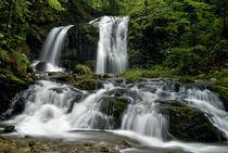 Josefstaler Wasserfall 3 von Ive Völker