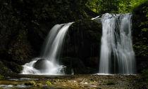 Josefstaler Wasserfall 2 von Ive Völker