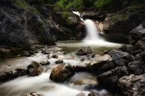 Kuhfluchtwasserfall 2 von Ive Völker