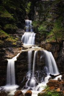 Kuhfluchtwasserfall by Ive Völker