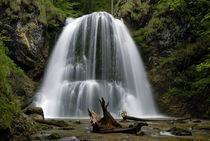 Josefstaler Wasserfall von Ive Völker