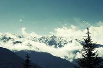 Himalayan sky. von Anna Vesna