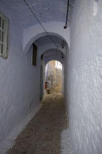 Narrow alley von Tiago  Reis