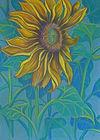 Sunflower-pastel