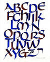 Red-and-blue-uncial-alphabet