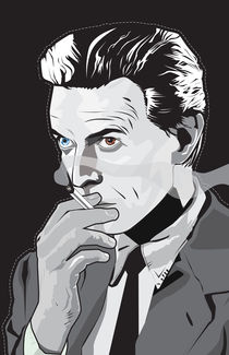 Bowie Lives by Matt Fontaine