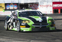 GT Class Jaguar XKR von James Menges