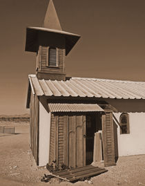 old chapel namibia by james smit