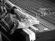 Sound Man by © CK Caldwell