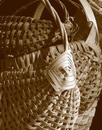 White Oak Baskets by © CK Caldwell
