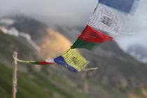 Prayer Flags von Jamie Wainwright